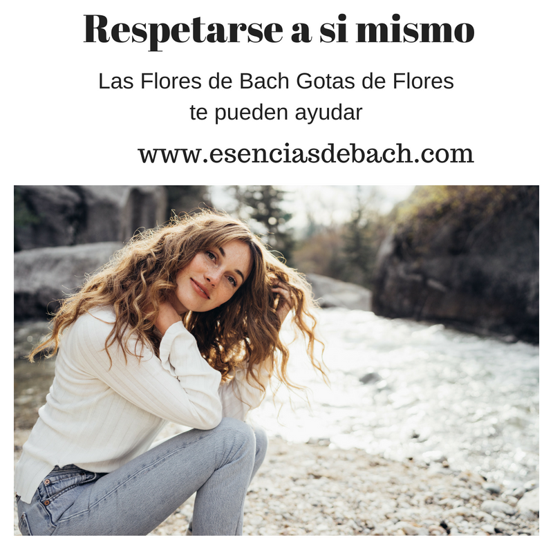 respetarse a si mismo
